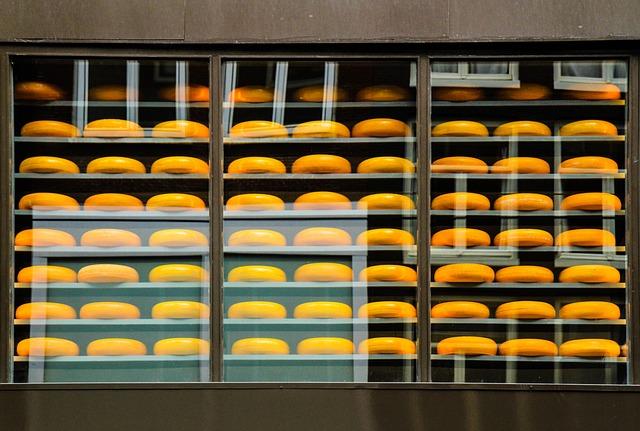 skladované sýry