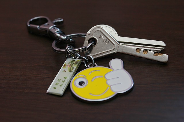 šťastný klíč