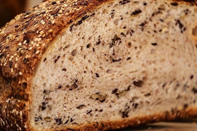 vícezrný chleba