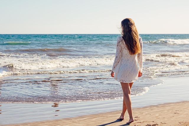 odpočinek u moře