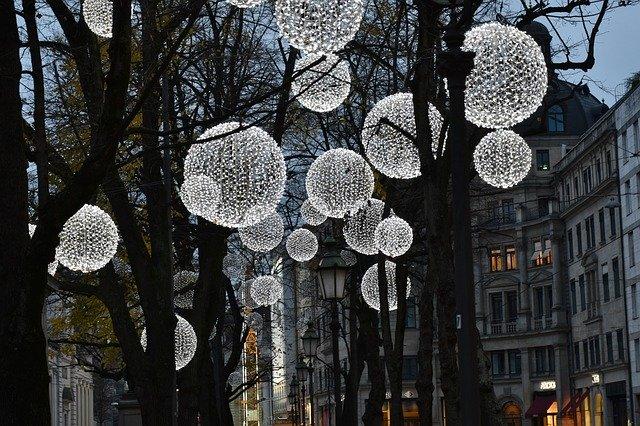 žárovky v exteriéru