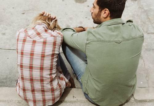 muž a žena problémy