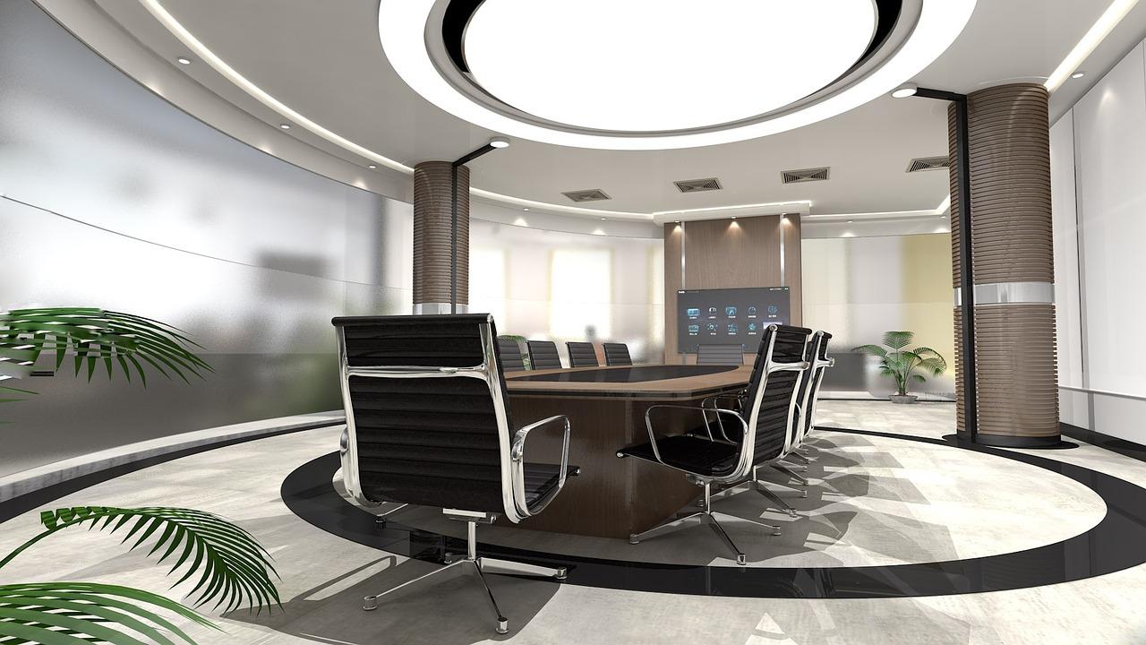 osvětlení kancelář